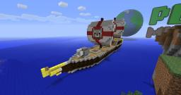 WolfReigh Resort Island Minecraft