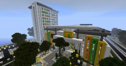 Master's City 1.2 bukkit server Minecraft Server