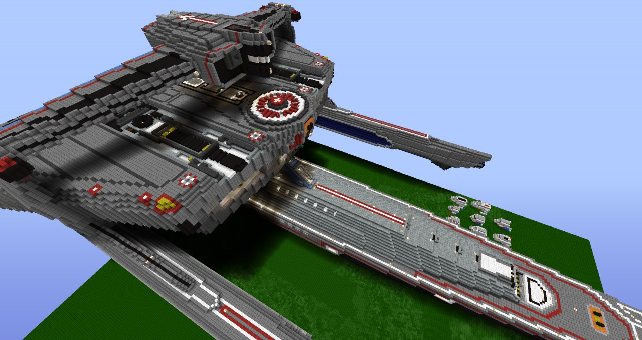 O c d texture pack star trek builds minecraft project for Star trek online crafting leveling guide