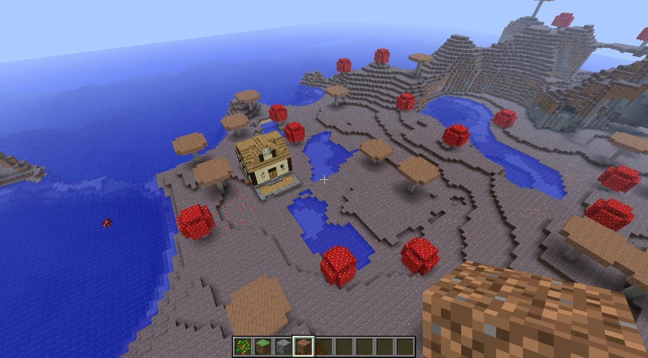 Survival Island Minecraft