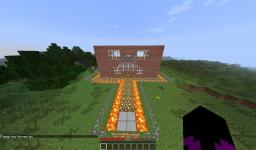 Starter House Minecraft Project