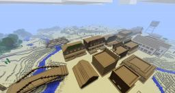 Western Town (Time Lapse) Download Minecraft Map & Project