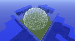 undersea sphere Minecraft Map & Project