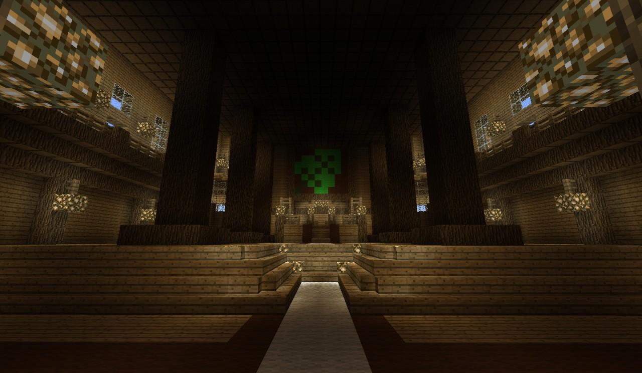 Throne Hall (Its a leaf -.-....)