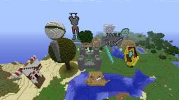 custome map Minecraft Map & Project