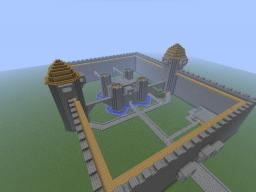See If you can build in the castle Minecraft Map & Project