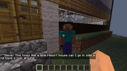 Steve's Resort Minecraft Project