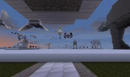 Star Wars Hoth Minecraft Project