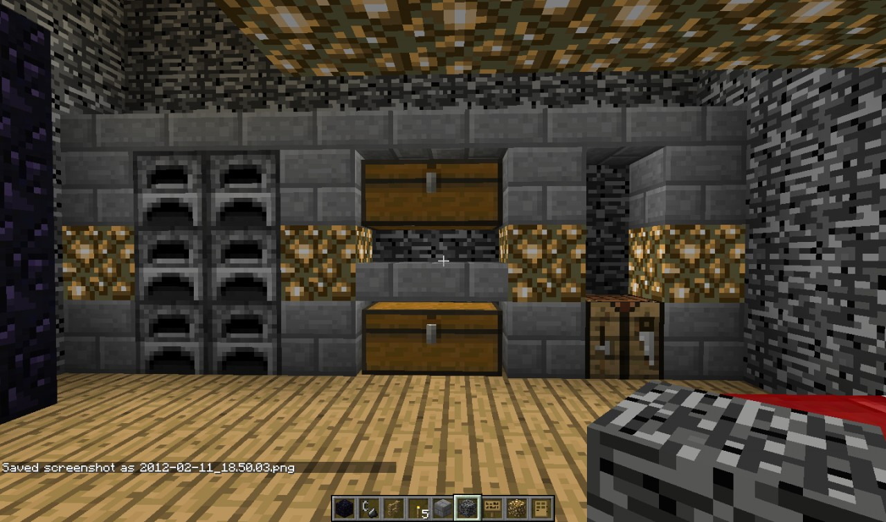 how to make furnace in minecraft survival mode
