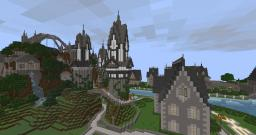 Havendale Towers Minecraft Map & Project