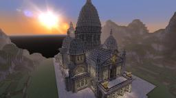 [Gravi'team] Sacré coeur - timelapse + download Minecraft Map & Project