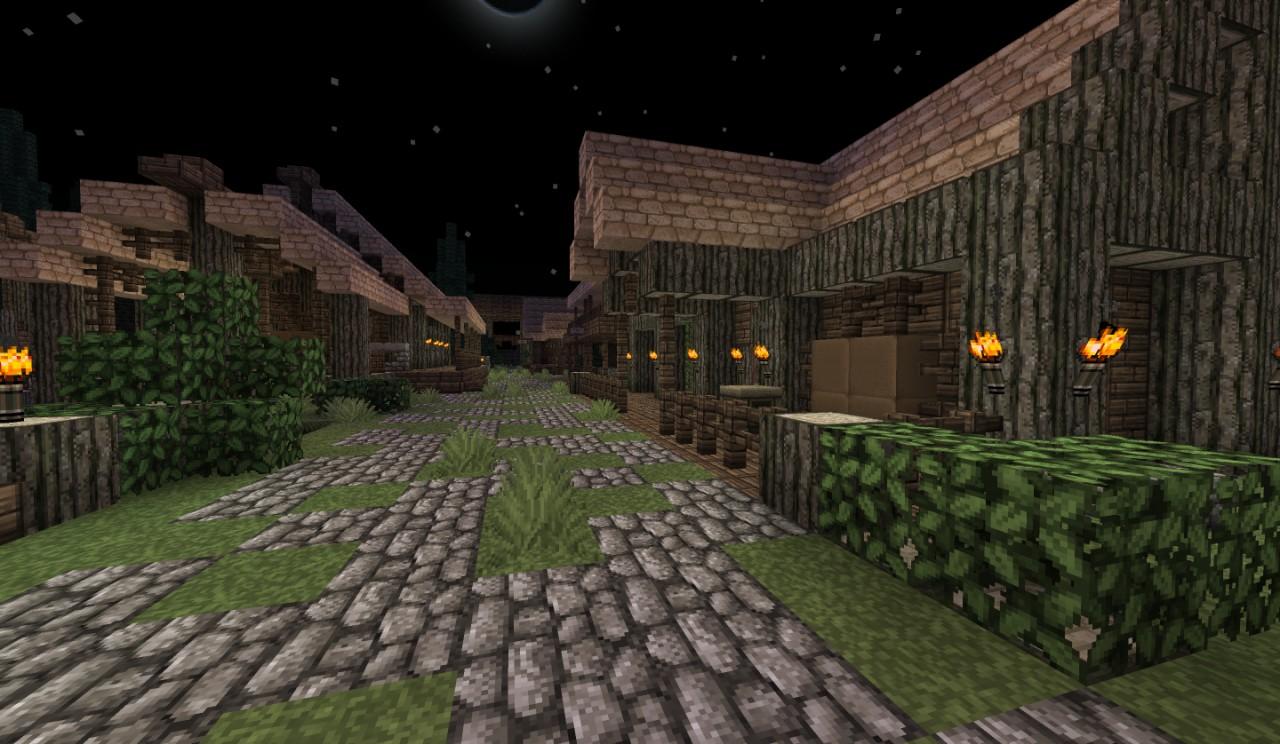 Buildings – Minecraft Building Inc