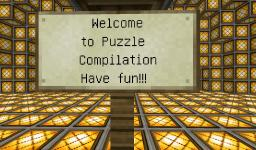 Puzzle Compilation 1- v1.1 Minecraft Map & Project