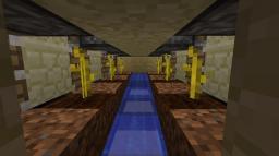 [1.2.5] Fully auto pumpkin farm Minecraft Map & Project