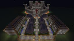 Knight's Templar Castle Minecraft Project