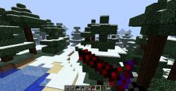 Daedric Sword Mod, (Elder Scrolls) Minecraft Mod