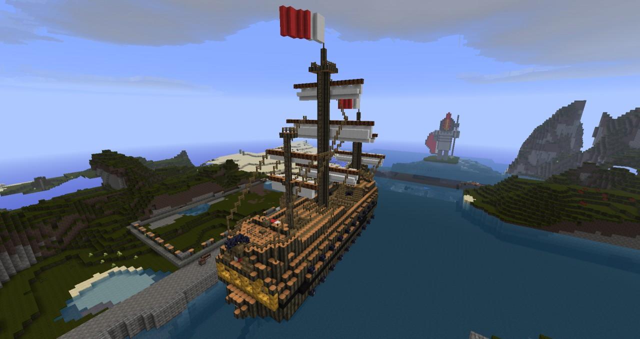 Boat Dock Design Minecraft Free Cabin Cruiser Boat Plans