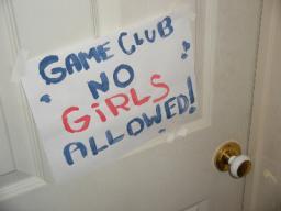 no girls aloud. my server story Minecraft Blog