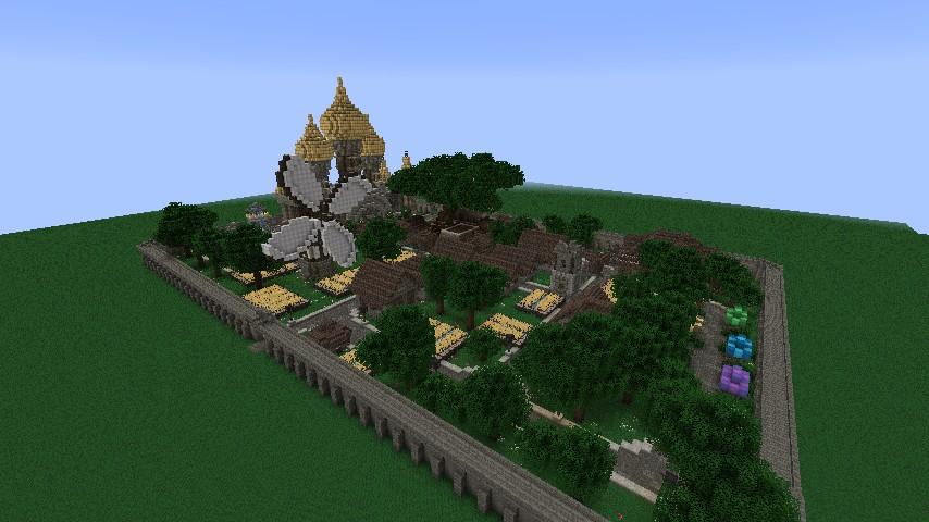 Npc Village Upgraded Minecraft Project