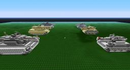 Battle Tanks Minecraft Project