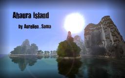 Ahaura Island - Custom terrain for MC 1.1 ( Ores,huge caves, ravines, etc ) Minecraft Project