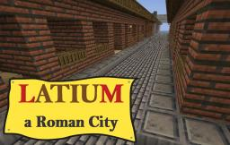 Roman City Minecraft Project