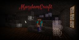 MardomCraft[1.2Compatible][32x][Sneeze7 & KvSketch][Diamonds are apreciated] Minecraft Texture Pack