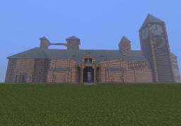 Touhou -- Scarlet Devil Mansion of Gensokyo Minecraft Map & Project