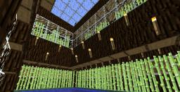 Big House > Automatic Water,Sugarcane and Cactus Farm Minecraft Map & Project