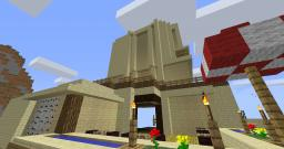 Ocean Marina Resort Minecraft Map & Project