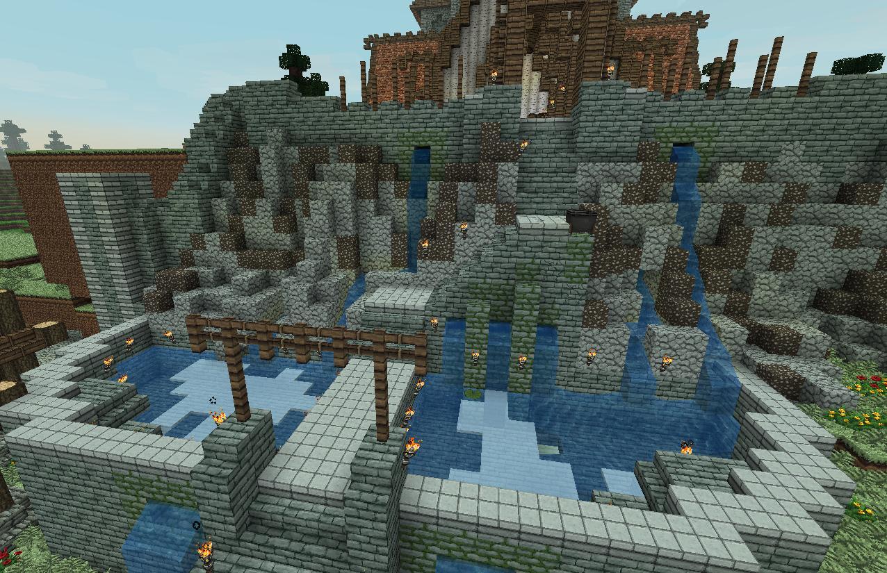Dragonsreach stairs