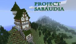 Project  Sabaudia Minecraft Map & Project