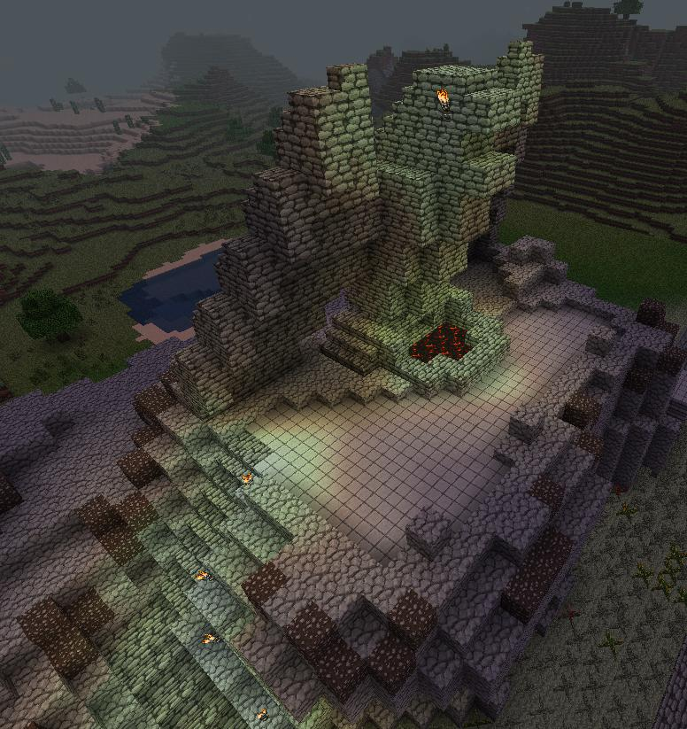 linux how to run a minecraft forge server