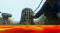 Odyssey PVP World Minecraft Map & Project