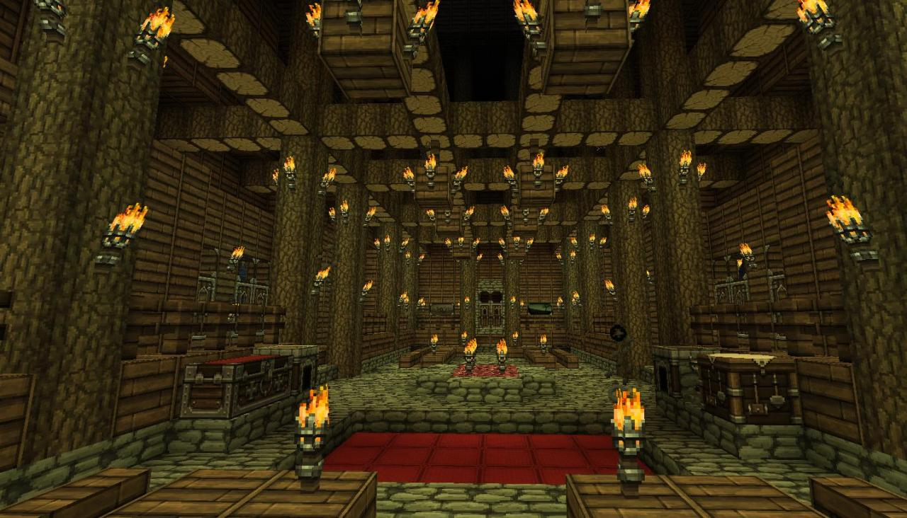 Jorvaskr interior