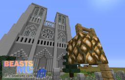 Notre Dame Minecraft Map & Project