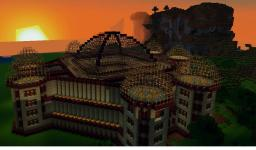 New Arena Minecraft Map & Project