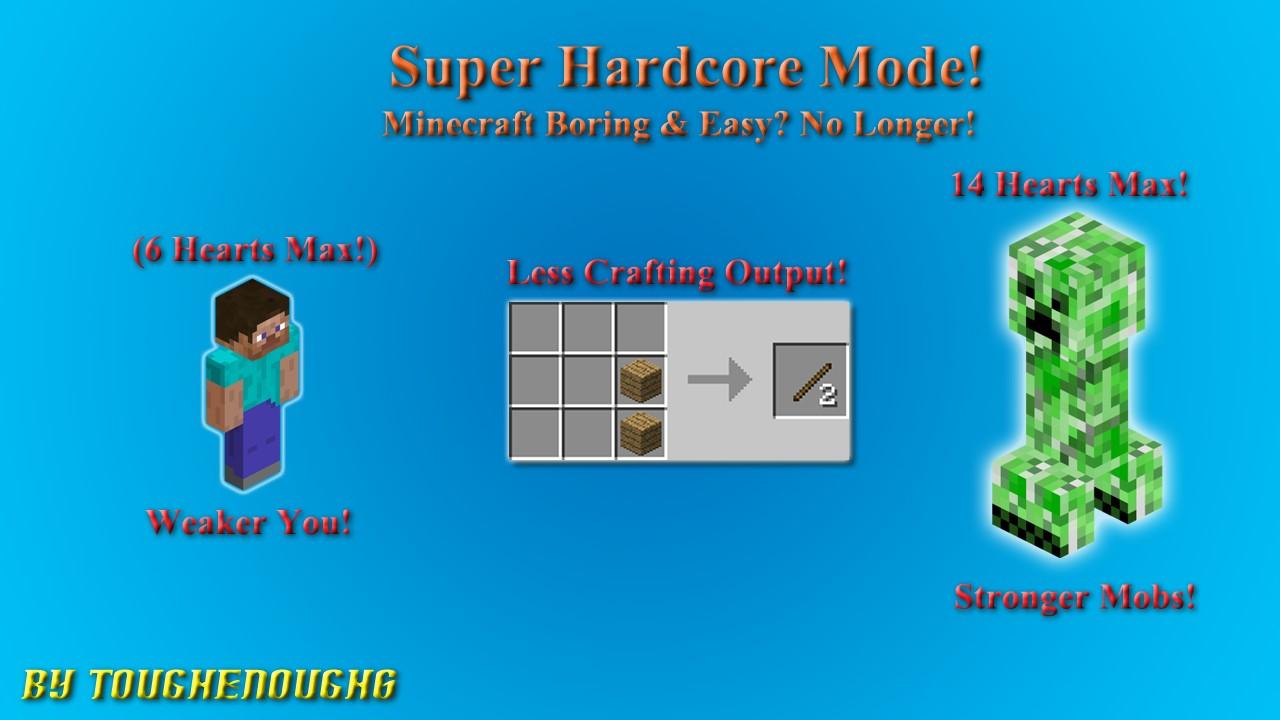 Hardcore Mode 54