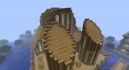 Wooden Church Minecraft Map & Project