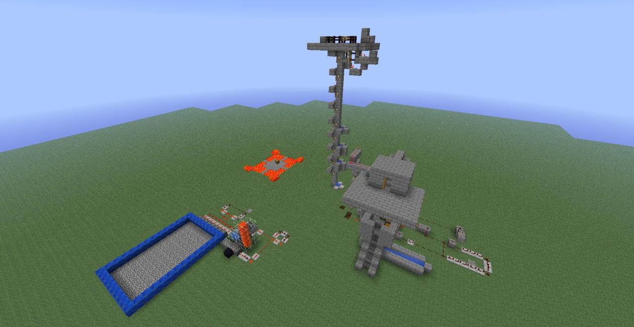 My Minecraft Creative Map