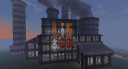 Wool Factory - Lis & Company Minecraft Map & Project
