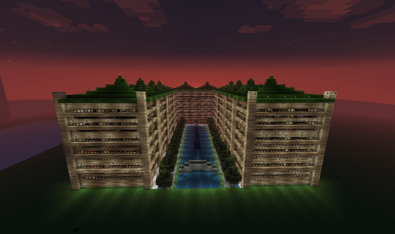 Hotel Rooms Minecraft