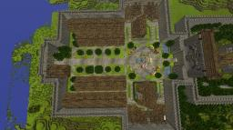 Vaestria Minecraft Map & Project