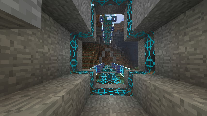 Halo Forerunner Home Minecraft Project