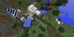Starfish Plaza Resort Minecraft Project