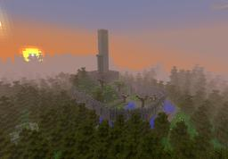 New, Escape from the tower. adventure map Minecraft Map & Project