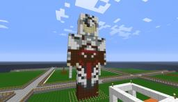 Altair Statue Minecraft Map & Project