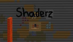 shaderz texture pack by kendrin.(fixed water) Minecraft
