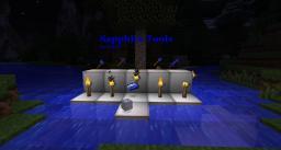 [1.1][ModLoader]Sapphire Tools[V.1.2]Added a Sapphire Block Minecraft Mod