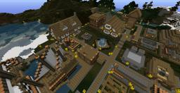 TiddleyCraft - Spawn & Towns Minecraft Map & Project